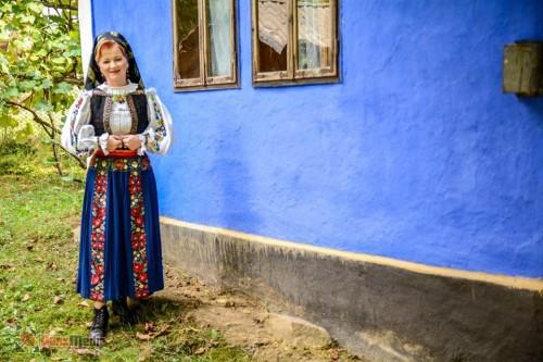 """VOICHIȚA GROZA: """"Vreau să aduc în fața iubitorilor de folclor doar cântece autentice"""""""
