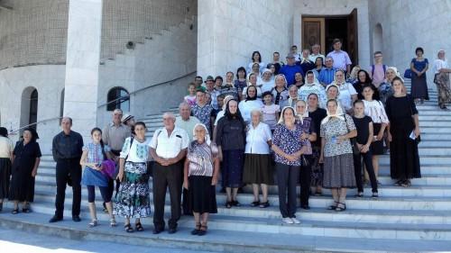 Pelerinajul anual al credincioşilor din Ilva Mică