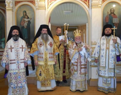Episcopul Sălajului a efectuat o vizită frățească în Estonia