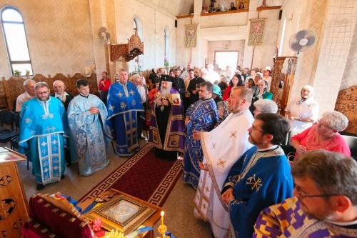A fost sfințit cel de-al doilea clopot al bisericii din Turda Fabrici