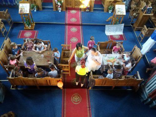 Bucuria credinţei la Huedin