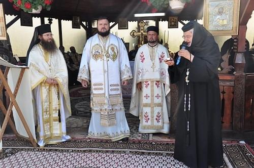 Mănăstirea sălăjeană Bic, în sărbătoare