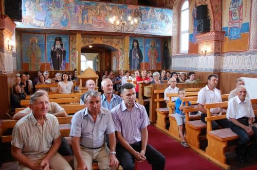 Întâlnirea cercului misionar-pastoral în Parohia Sucutard