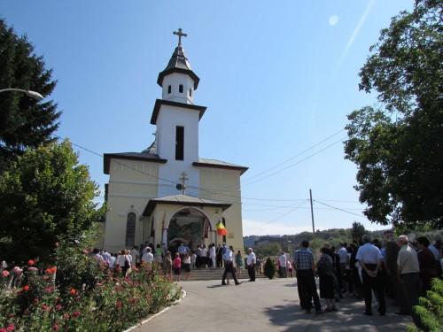 Hramul parohiei Adormirea Maicii Domnului din Cluj-Napoca