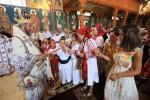 """Târnosirea bisericii """"Adormirea Maicii Domnului"""", din Lăpuşul Românesc"""