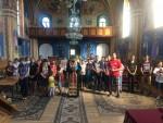 Educație și bucurie, sub aripa Bisericii