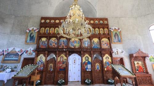 Târnosirea bisericii din Babţa, Episcopia Maramureșului și Sătmarului