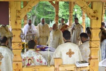 Mănăstirea Ciucea, în haine de sărbătoare