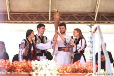 ITO 2017 s-a încheiat. Tinerii au predat ștafeta organizatorilor următoarei ediții: Arhiepiscopia Sibiului
