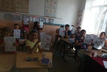 "Parohia Ortodoxă ""Sfânta Treime"" – Florești ""Școala de vară"" 2017"
