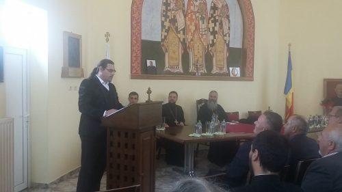 Protopopul Martir Aurel Munteanu, comemorat la Huedin
