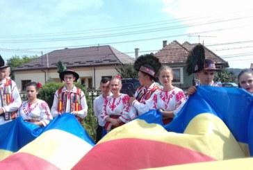 Reprezentanții a nouă parohii din protopopiatul Gherla, prezenți la sărbătoarea Zilelor Iclodului