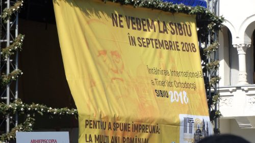 ITO 2017 - Tinerii ortodocși clujeni, pe colina bucuriei Iașilor