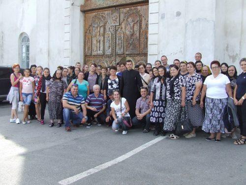 Pelerinaj în Dobrogea pentru credincioșii parohiei Telcișor
