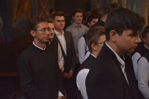 Elevii clujeni au început anul școlar în Biserică