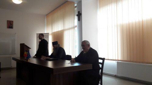 Părintele Paisie de la Nușeni prezent în Protopopiatul Dej