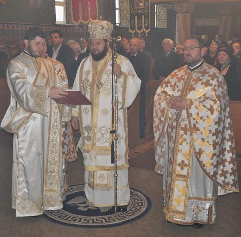 Prezență Arhierească la Parohia Inău, Episcopia Sălajului