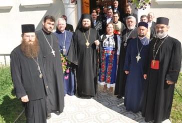 Praznicul Înălțării Sfintei Cruci la Parohia Mesteacănu