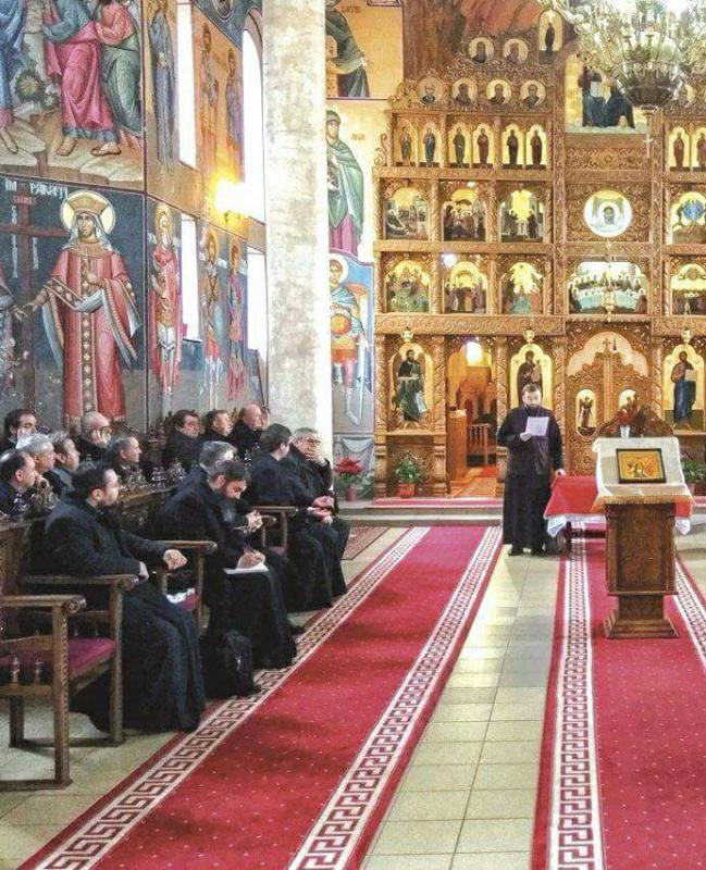 Întrunirea cercurilor preoțești din Protopopiatul Cluj II