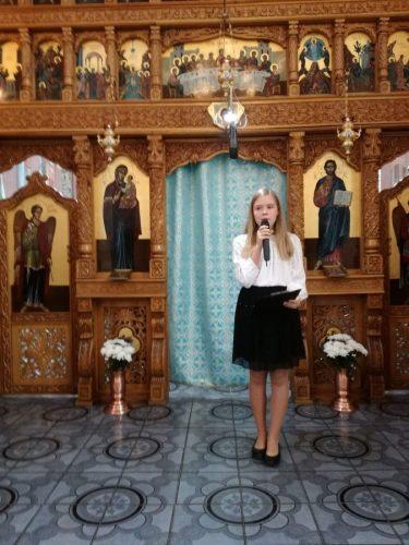 """Concert de cântece religioase, în Duminica după Înălțarea Sfintei Cruci, la parohia """"Nașterea Domnlui"""" din Cluj"""