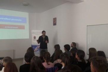 Dezvoltarea personală prin voluntariat, la  Asociația Filantropia Ortodoxă Dej