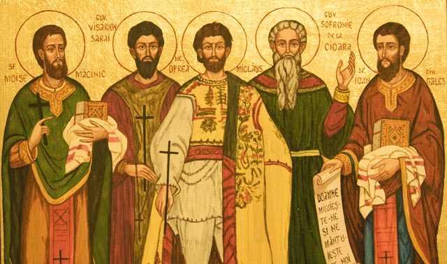Sfinţii mărturisitori ardeleni