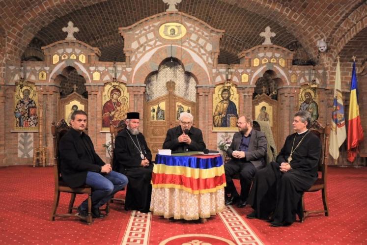 Conferință în Episcopia Maramureșului despre mărturisirea credinței în timpul regimului comunist