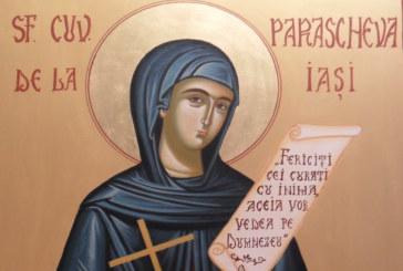Agenda ierarhilor din Mitropolia Clujului, la sărbătoarea Sfintei Cuvioase Parascheva