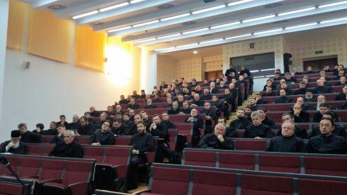 Preoții din Protopopiatele Cluj I și Cluj II, întruniți în conferință de toamnă