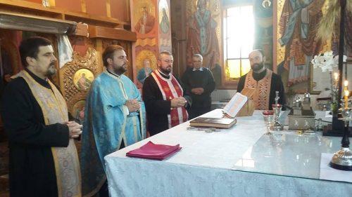 Întrunirea Cercul preoțesc Huedin, în parohia Păniceni
