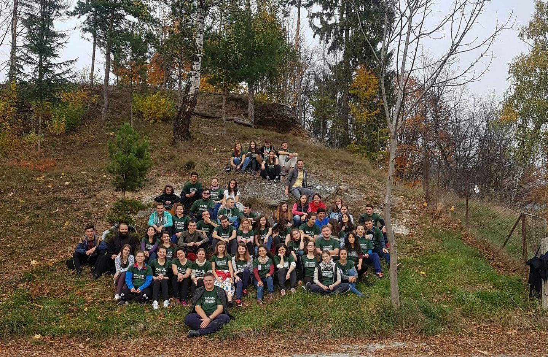 Tabăra de mulțumire pentru voluntarii taberelor pentru copii și adolescenți