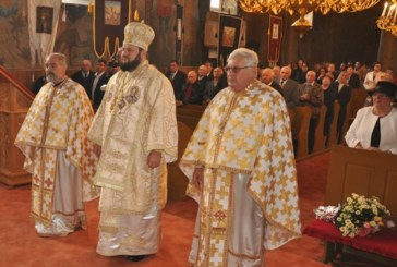 Liturghie arhierească în parohia sălăjeană Someș-Odorhei