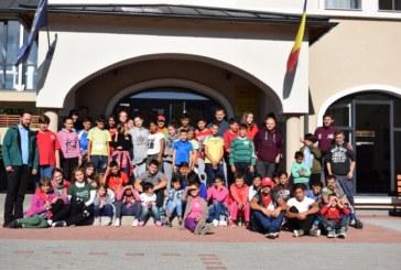 Zile de poveste pentru copiii de la Centrul pentru Protecția Copilului Beclean