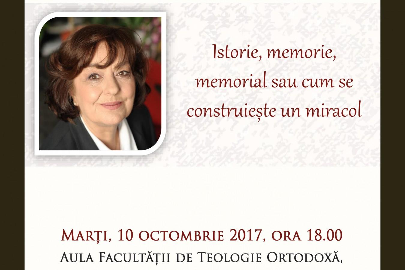 Scriitoarea Ana Blandiana, la Cluj-Napoca