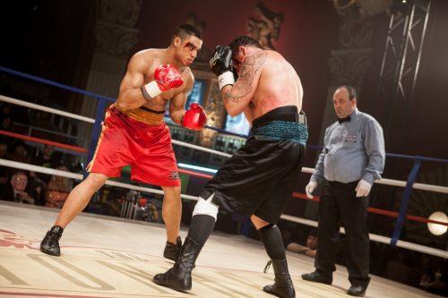 A Fighting Man (Luptătorul)