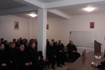 Ședință administrativă la Protopopiatul Ortodox Român Dej