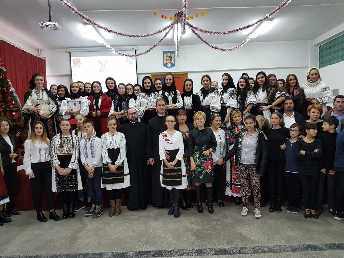 """Proiectul Concurs Interjudeţean """"Icoana Sfântului Andrei oglindită în sufletul românilor"""""""