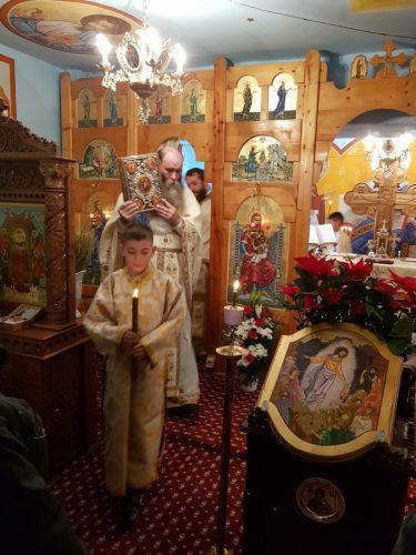 Sfântul Stelian, cinstit în cadrul Centrului pentru Protecția Copilului Beclean