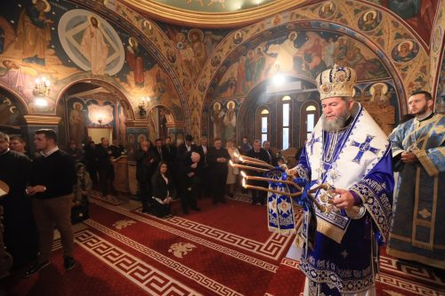 Hramul Paraclisului Episcopal din Baia-Mare