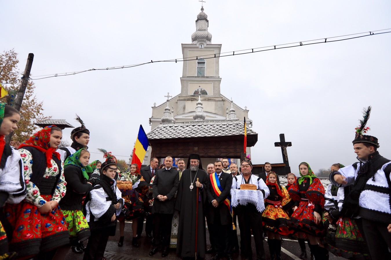 200 de ani de la atestarea documentară a bisericii din Certeze.