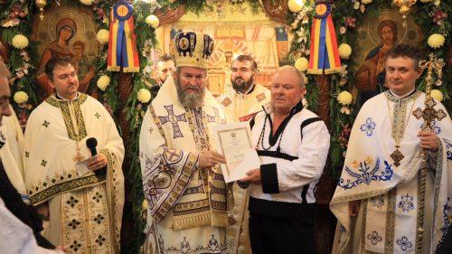 Liturghie arhierească în Certeze, la împlinirea a 200 de ani de la atestarea documentară bisericii parohiale
