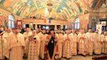 """Sfânta Liturghie Arhierească la biserica """"Sfântul Apostol Andrei"""" din Satu Mare"""