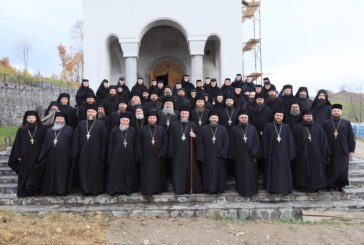 Sinaxă monahală, în Episcopia Maramureşului şi Sătmarului