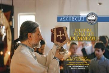 A treia seară duhovnicească – Pr. Constantin Ciprian Grădinaru