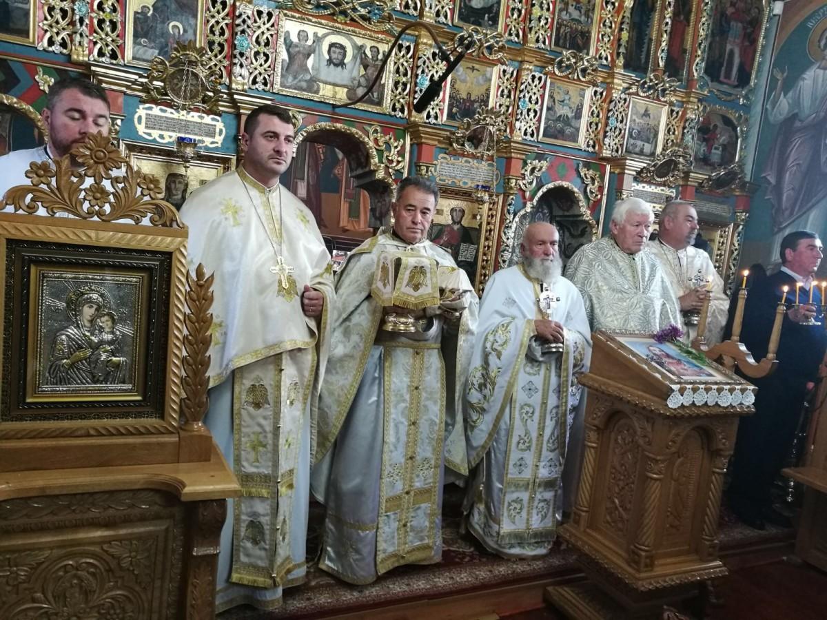 Cercul pastoral al preoților din vecinătatea Cetății Ciceului