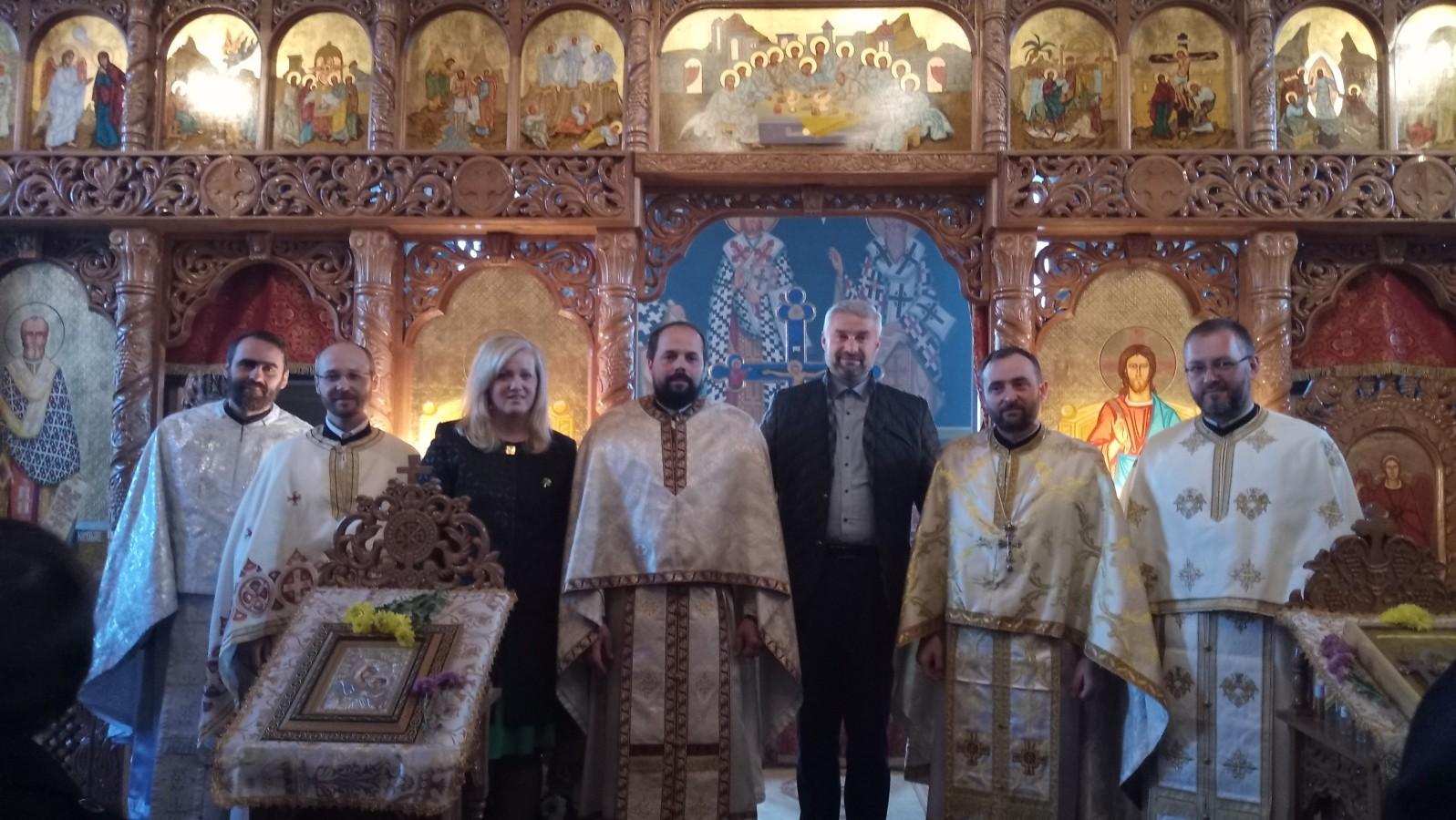 Instalarea noului preot paroh, în parohia Jucu Gară