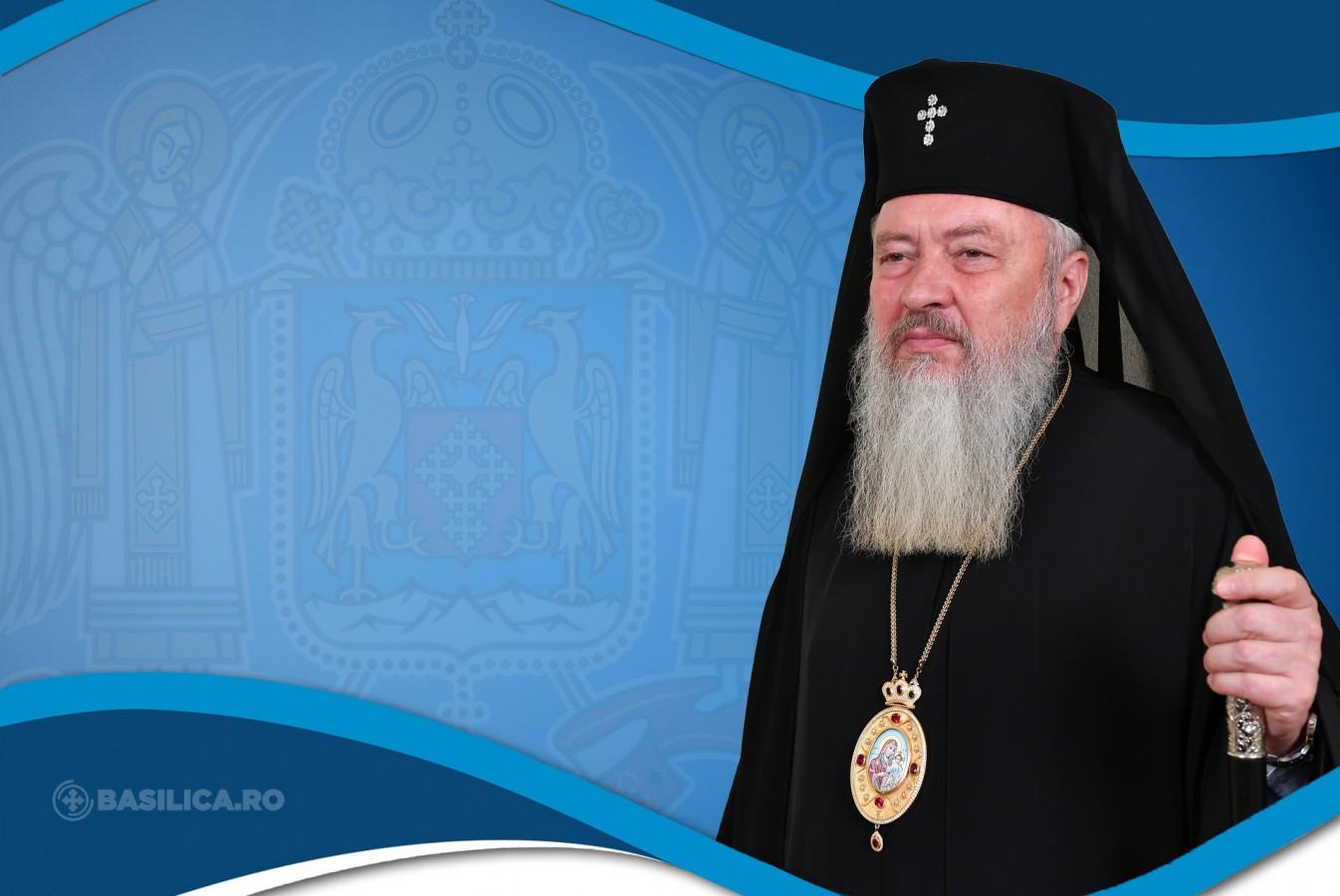 IPS Andrei îşi celebrează patronul spiritual