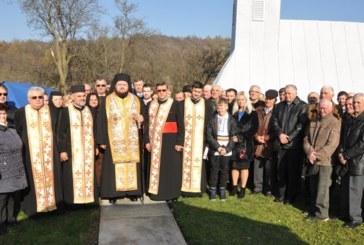 Liturghie Arhierească în localitatea Bârsa