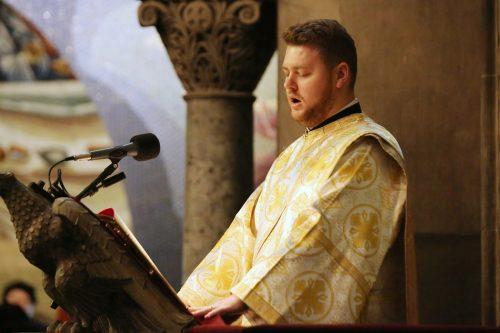 Sfântul Apostol Andrei, cinstit la Catedrala Mitropolitană din Cluj-Napoca