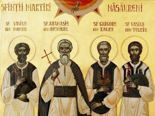 Sfinții Martiri Năsăudeni – credința mai presus decât viața însăși